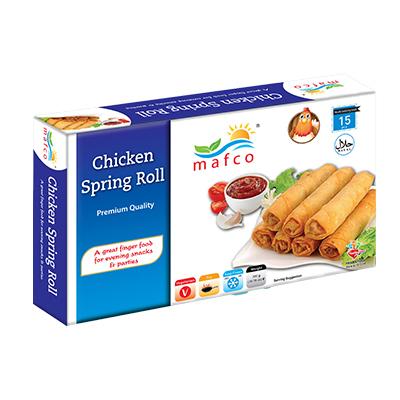 Chicken Spring Roll