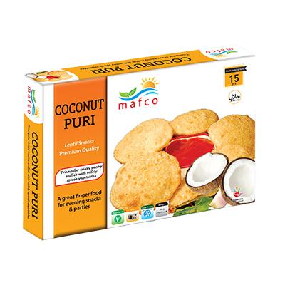 Coconut-Puri