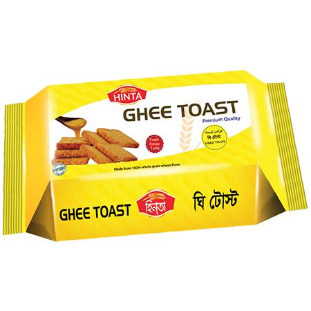 Ghee-Toast