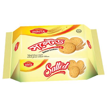 Salted-Cookies